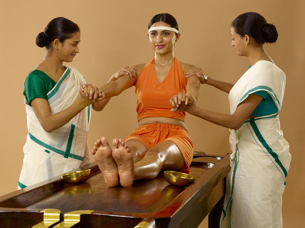 Body Massage Bedfordshire
