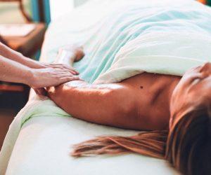 body massage Hertfordshire